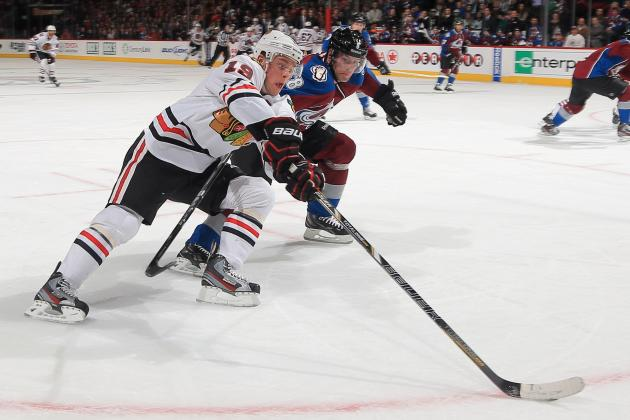 Blackhawks Avenge Streak-Busting Loss to Avalanche