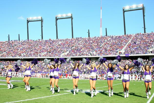 Amon G. Carter Stadium Named Finalist for 2013 Sports Facility of the Year