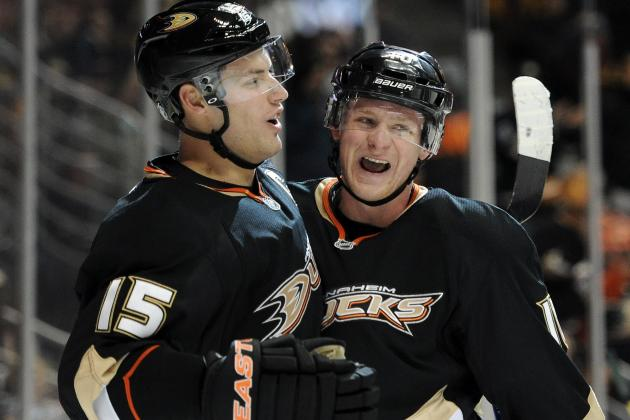 What Corey Perry's Contract with Ducks Means to Playoff Race, NHL Trade Deadline
