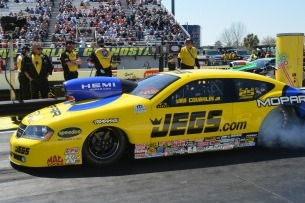 FYI WIRZ: NHRA's East Coast Gem Is Gatornationals Spring Race in Gainesville