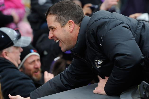 "John Harbaugh: Trying to Hold Team Together ""worst Mistake"" You Can Make"