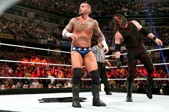 CM Punk Pulled from All Live Events Until WrestleMania 29