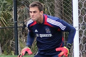 Release: Chicago Fire Sign Goalkeeper Alec Kann