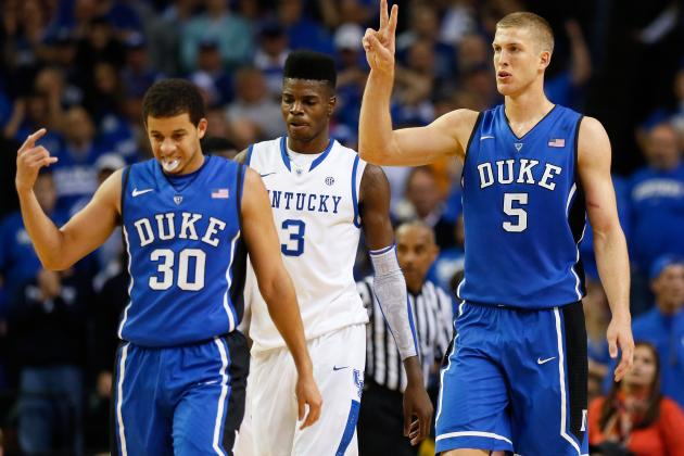 Mason Plumlee, Seth Curry Make All-ACC Coaches Basketball Team