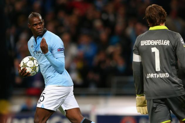 Mario Balotelli: Analyzing His Remarkable Run from the Penalty Spot