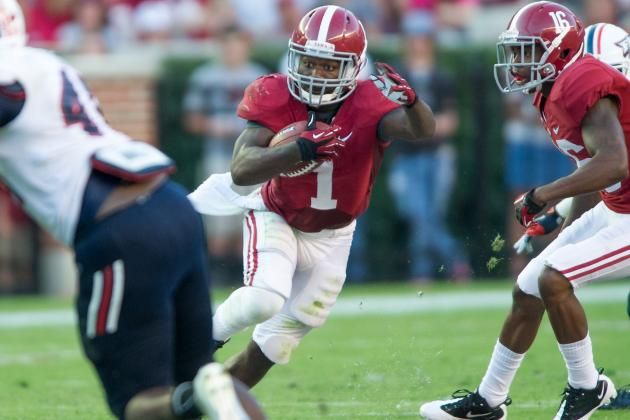 Alabama Football: Expect Some Position Moves to Become Permanent