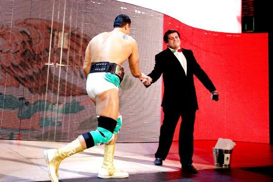 Report: WWE Splitting Up Alberto Del Rio and Ricardo Rodriguez?