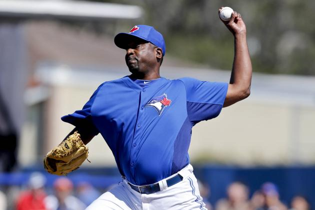 Blue Jays' Bullpen Race Tightens