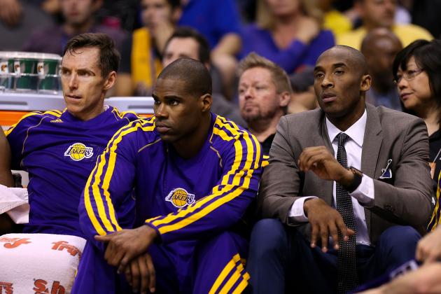Los Angeles Lakers Could Be in Trouble Heading into Playoffs
