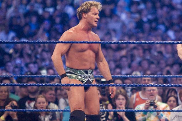 Chris Jericho Must Make Fandango a Superstar at WWE's WrestleMania 29