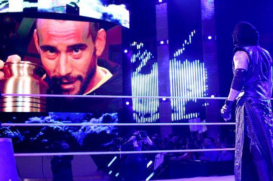 Report: Heat on CM Punk Within WWE After Segment with The Undertaker