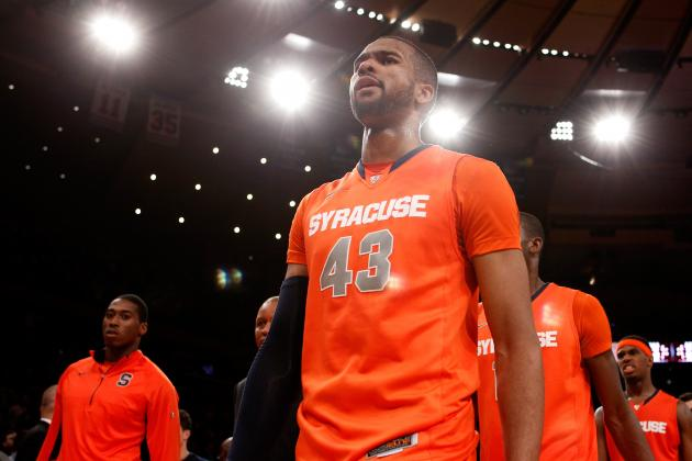 Debate: How Far Will Syracuse Go in the NCAA Tournament?