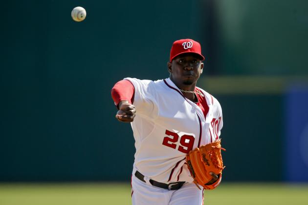 Rafael Soriano Roughed Up for First Time This Spring