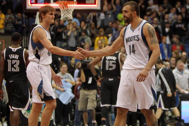 Wolves Tuesday: Pekovic, Kirilenko Still Rusty