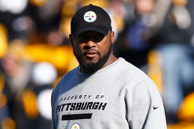 Steelers Coach Tomlin: Read-Option Is Flavor of the Day