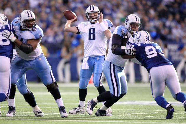 What Can Andrew Luck Learn from Matt Hasselbeck?