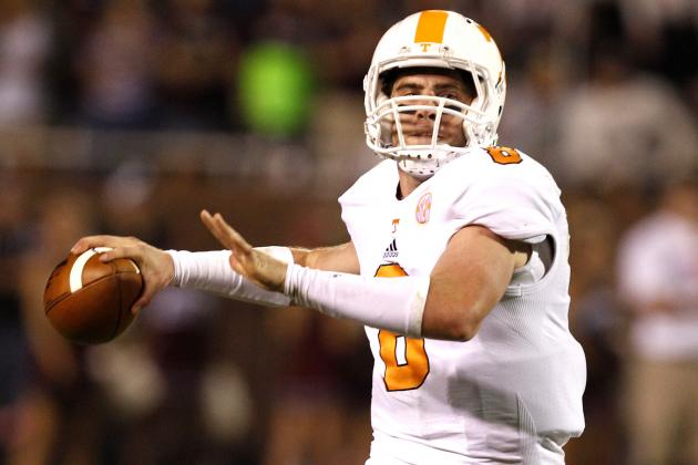 NFL Coaches Concerned About Tyler Bray's Work Ethic