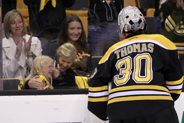 Original Six: Tim Thomas' Greatest Hits