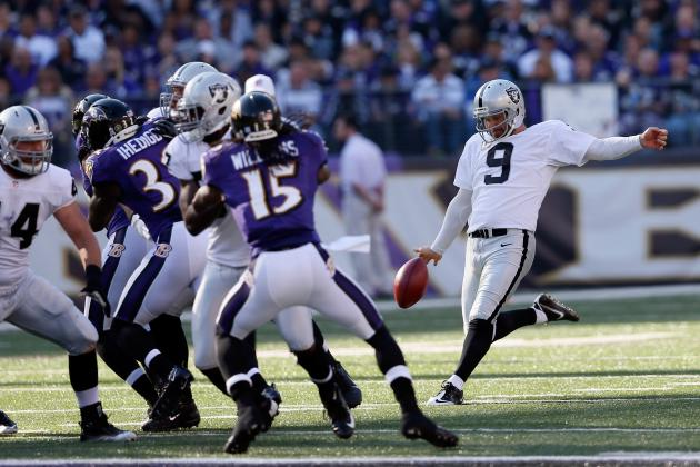 Raiders' Possibility of Re-Signing Shane Lechler Not so Crazy Anymore