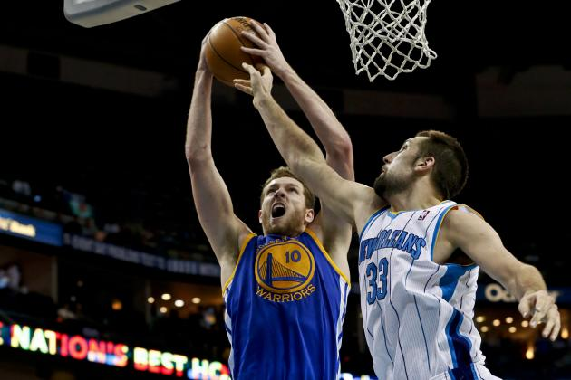 Hornets Can't Rewrite Entire Script, Fall to Golden State Warriors