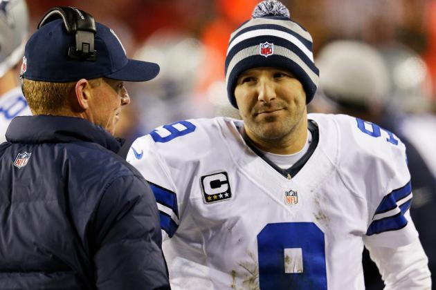 Cowboys, Romo Still Talking on Contract Extension
