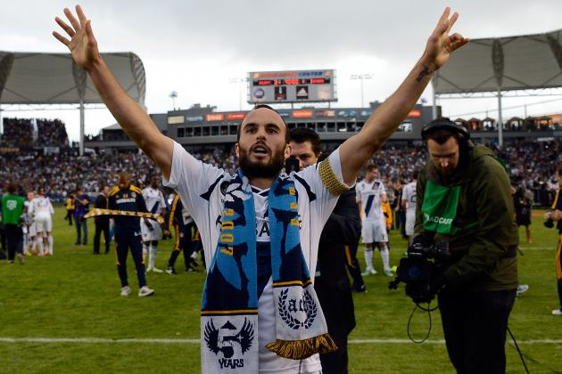 Has Landon Donovan Reached His Ceiling as a Player?