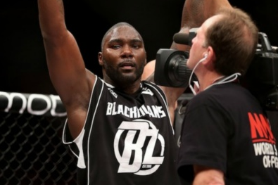 Anthony Johnson Stands by the Blackzilians, Team Doesn't Care What Anybody Says