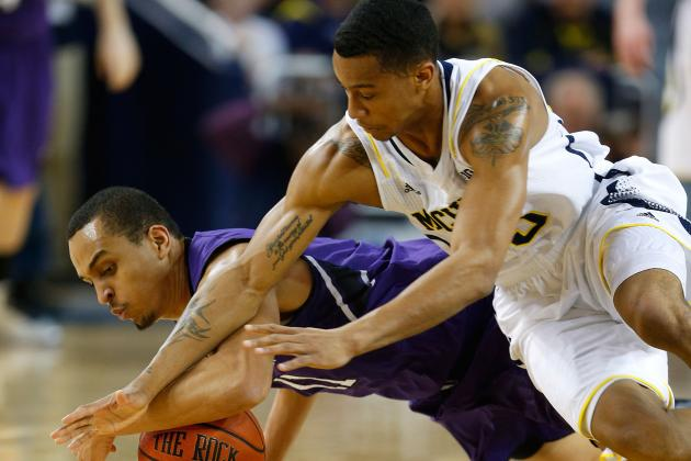 Michigan's Trey Burke Named Sports Illustrated's National Player of the Year