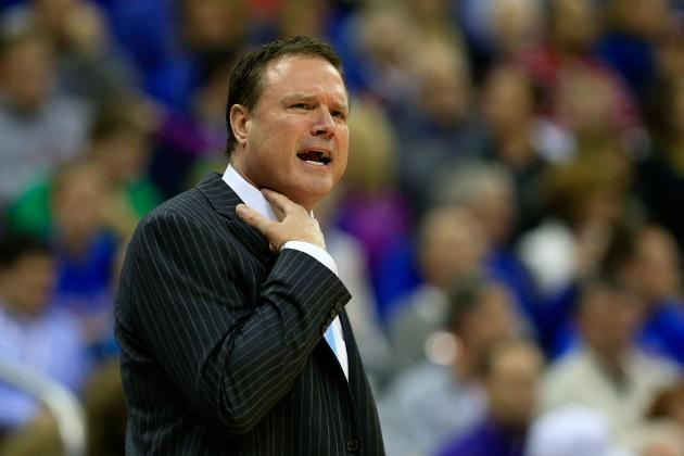 Kansas Basketball: Why Jayhawks' Tough Road Will Prevent Final Four Run