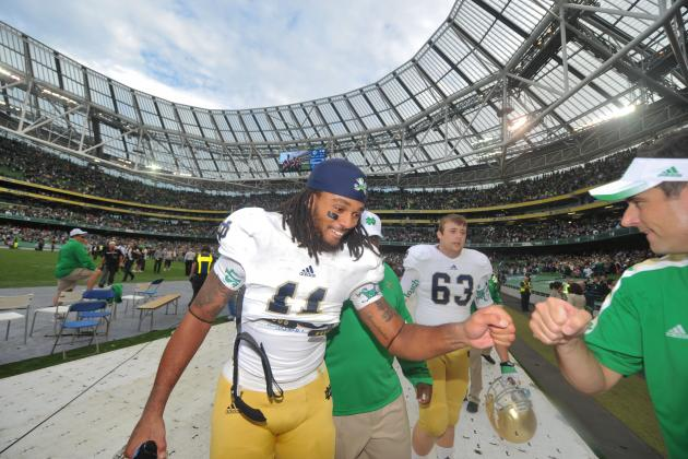 Notre Dame Football: Who Will Be the X-Factor on Irish's 2013 Defense?