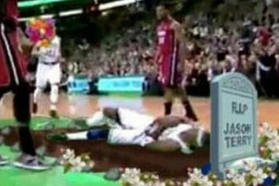 40 Best Jason Terry Memes After LeBron Dunk