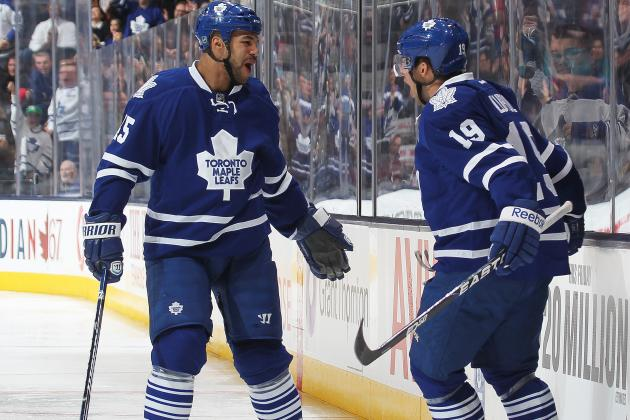 Maple Leafs: Players Love Their New Toy to Help Them Shoot