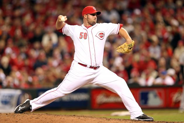 Reds' Jonathan Broxton: 'I Don't Really Care When I Pitch'