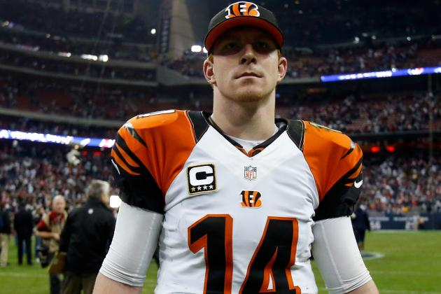 Marvin Lewis Faces Critical Year for His Quarterback