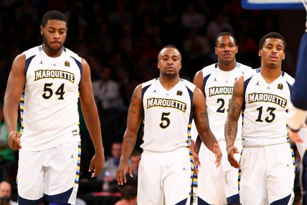 Marquette vs. Davidson: Game Time, TV Schedule, Spread Info and Predictions