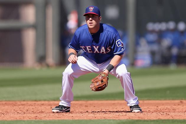 Texas Rangers Include Olt Among Dozen Sent out of Camp