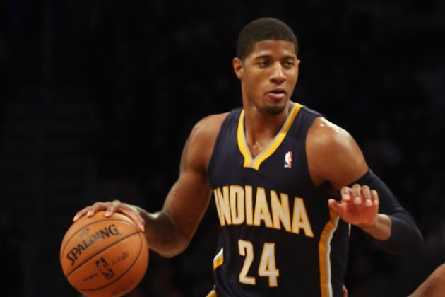 Paul George Denies Accusation from Daniel Gibson