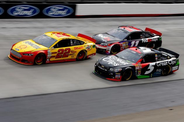 Hamlin vs. Logano: A Much-Needed Feud in NASCAR