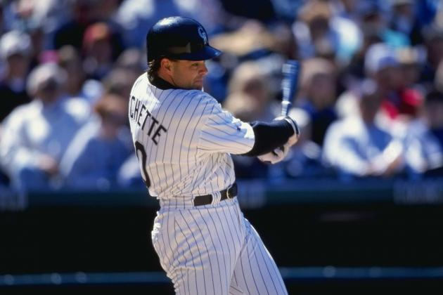 Dante Bichette Wants the Rockies to Hit Like the Blake Street Bombers