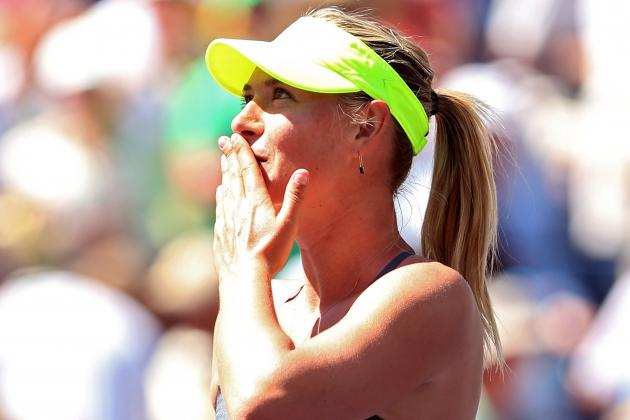 Grand Slams, Not Top Spot, the Lure for Sharapova