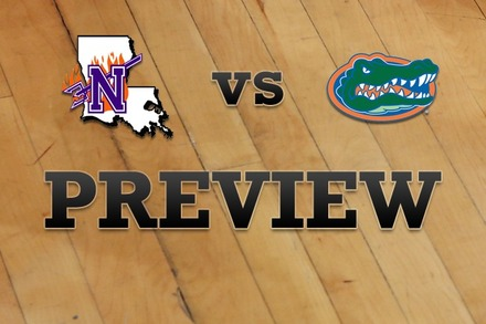 Northwestern State vs. Florida: Full Game Preview