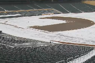 Target Field Gets Some Spring Training of Its Own