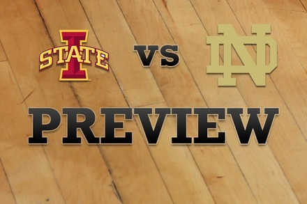 Iowa State vs. Notre Dame: Full Game Preview