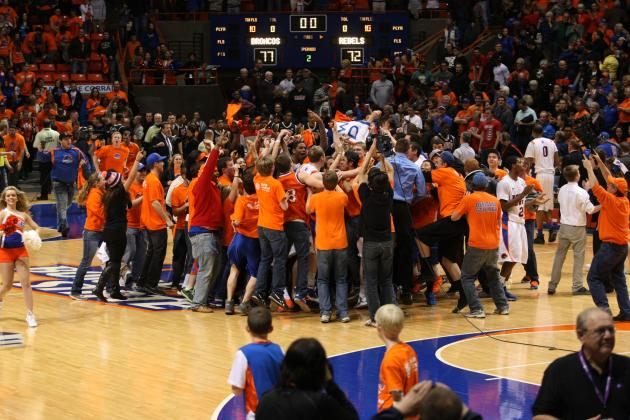 Boise State Basketball: 2013 Broncos' Historic Run Continues