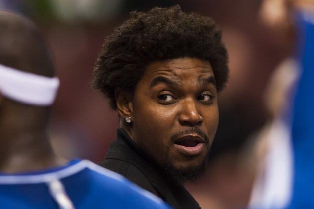 Not Even Andrew Bynum's High School Coach Can Defend Him