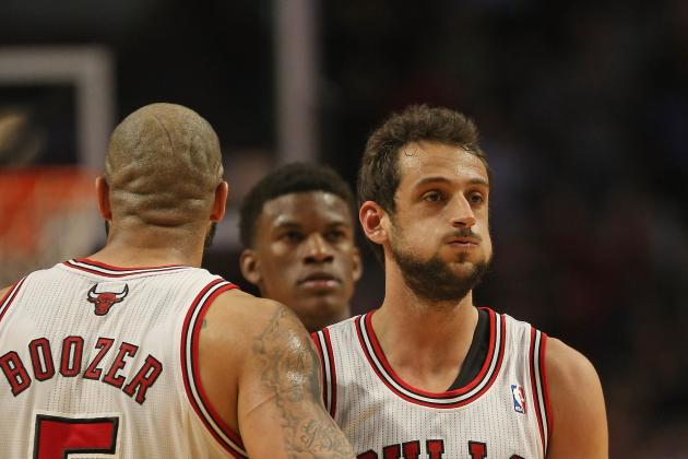 The Chicago Bulls' Problems Are More Evident Than Ever