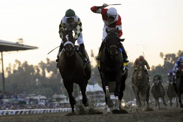 Breeders' Cup to Pay Travel, Reduce Entry Fees