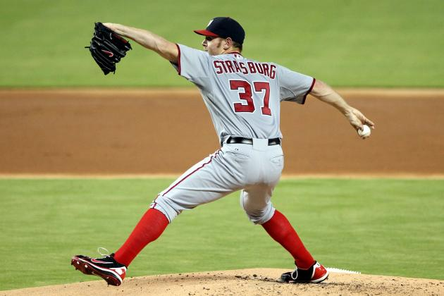 Should the Nationals Limit Stephen Strasburg's Innings Again in 2013?
