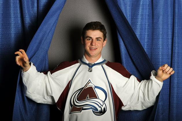 Former Avs First-Round Pick Joey Hishon to Play First Game in Nearly Two Years