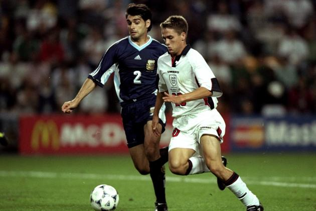 Michael Owen Lit Up the World, but He Never Delivered on the Promise of 1998